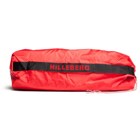 Hilleberg Tent Bag XP 63x30cm, rød